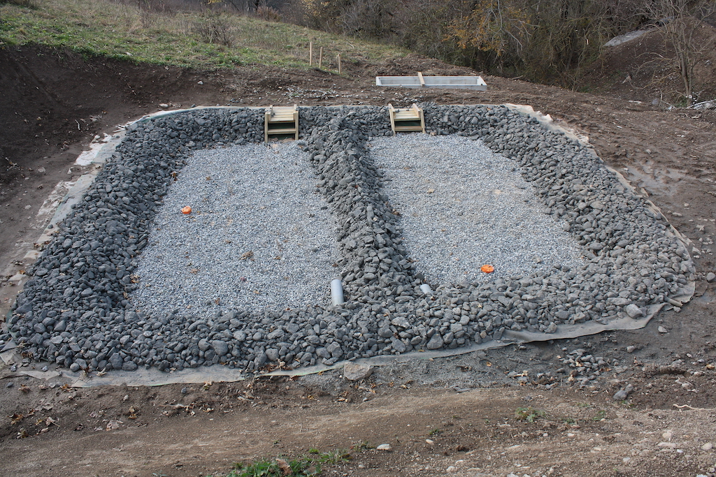Deux nouvelles stations d'épuration