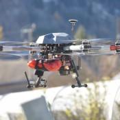 Vol de Drone – Plan topographique du cimetière