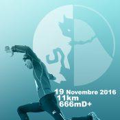 Trail Micha Michauv' #6 Le 16 Novembre 2016