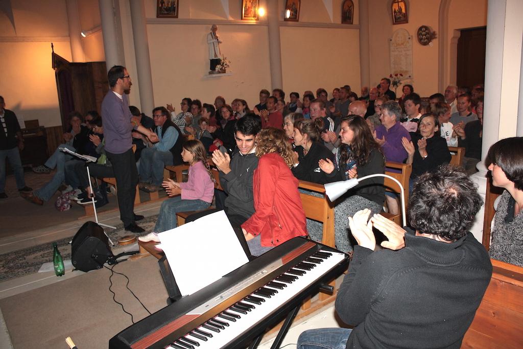 Mischa Music Festival – Concert à l'église